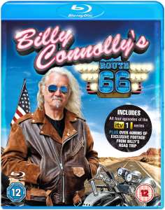 Billy Connollys Route 66