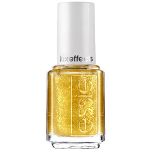 Essie: As Gold As It Gets - Glided Lame Sparkles