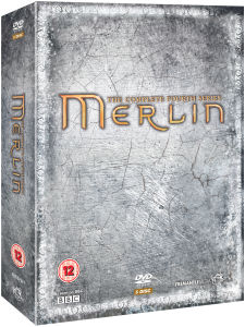 Merlin - The Complete Series 4