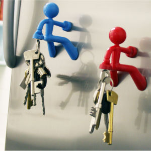 Key Pete the Super Strong Magnetic Key Holder