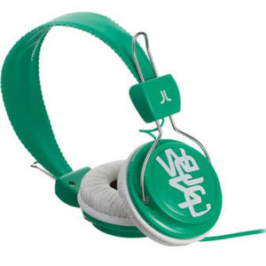 Wesc Conga Headphones - Green