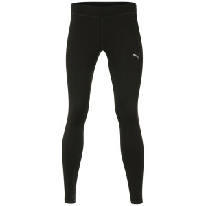 Puma Men's Running Tights - Black