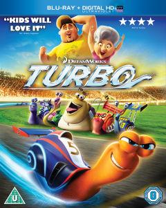 Turbo (Bevat UltraViolet Copy)