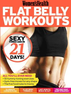 Women's Health Flat Belly Workout