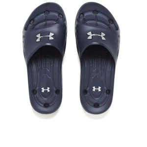 Under Armour Men's M Locker II SL Sandals - Midnight Navy