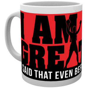 Muhammad Ali Greatest Mug