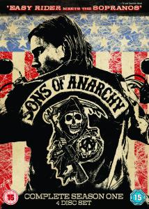 Sons of Anarchy - Seizoen 1