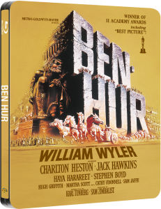 Ben-Hur - Steelbook Edition