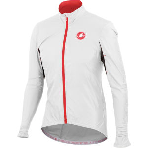 Castelli Velo Windbreaker Jacket - White