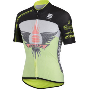 Sportful Dolomiti Race Jersey - Yellow/Black