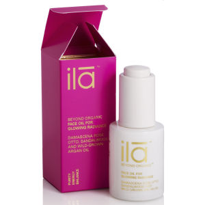ila-spa Face Oil for Glowing Radiance 30 ml