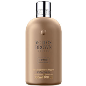Molton Brown Recharge Black Pepper Body Wash MMXII Limited Edition 300ml