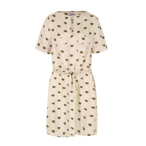 Baum und Pferdgarten Womens Hawa Silk Dress - Cream