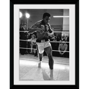 Muhammad Ali Shadow Box - 30x40 Collector Prints