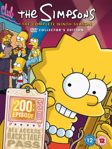The Simpsons - Seizoen 9