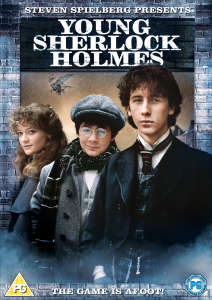 Young Sherlock Holmes & The Pyramid Of Fear
