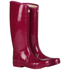 Hunter Women's Regent Wellies - Violet