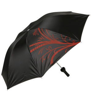 Wine Bottle Umbrella - Red