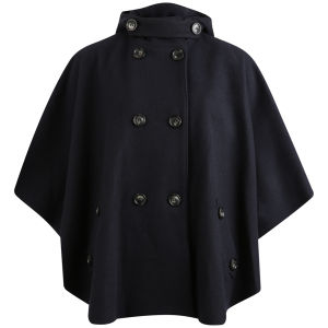 Sessun Women's Reina Coat - Navy