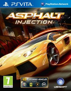 Asphalt: Injection (Vita) PAL UK