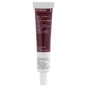Korres Wild Rose Eye Cream SPF15 (15ml)