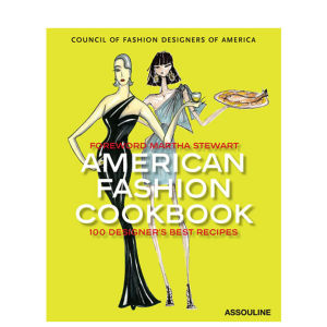 Assouline American Fashion Cookbook