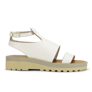 See by Chloe Women's Leather Sandals - White