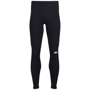Myprotein miesten Performance Tights - Musta