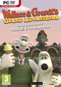Wallace & Gromit Episodes 3&4