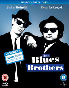The Blues Brothers (Includes Digital Copy)