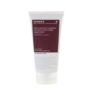 Korres Wild Rose Exfoliating Cleanser (150ml)