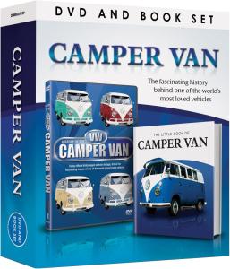 VW Campervan (Book and DVD Set)