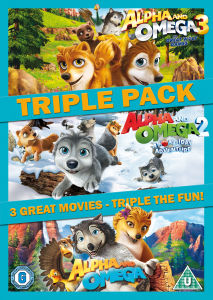 Alpha and Omega (Triple Pack)