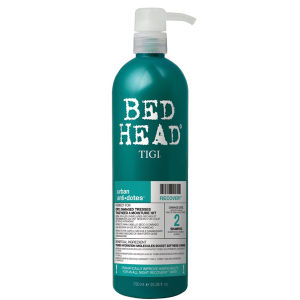 Tigi Bed Head Recovery Shampoo Level 2 Urban Antidotes - 750ml
