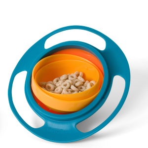 Gyro Bowl - Unspillable Kids' Bowl