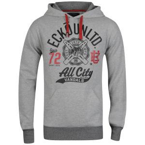 ecko s bryant hoody grey mens clothing zavvi