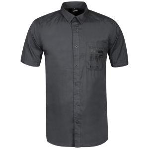 Bench Men's Relay C S/S Shirt - Charcoal