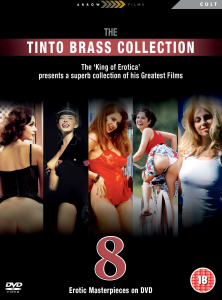 The Tinto Brass Collection - 8 Erotic Masterpieces