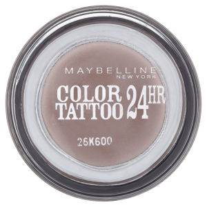 Maybelline New York Eyestudio Colour Tattoo 24 Hour Cream Gel Shadow - Permanent Taupe 40