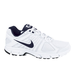 Nike Men's DownShifter 5 Running Shoes - Pure White
