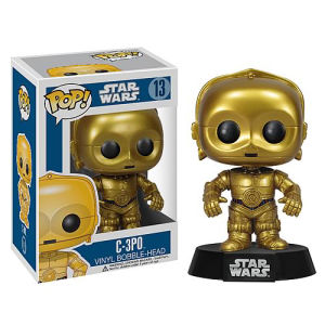 Star Wars C-3PO Pop! Vinyl Figure Bobblehead