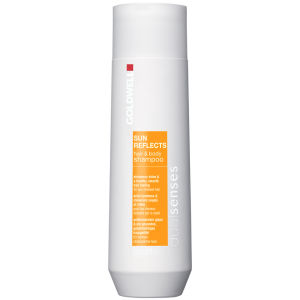 Goldwell Dualsenses Sun Relfects After-Sun Hair & Body Shampoo (250ml)