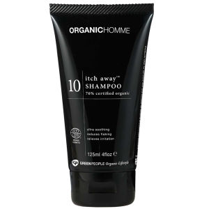 Green People Organic Homme 10 Itch Away Shampoo (125ml)