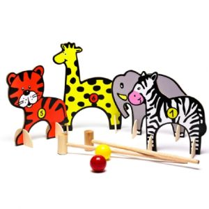 Vilac Jungle Croquet Set