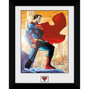 Superman Daily Planet - 30 x 40cm Collector Prints