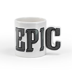 Mugnificent - Epic Tasse