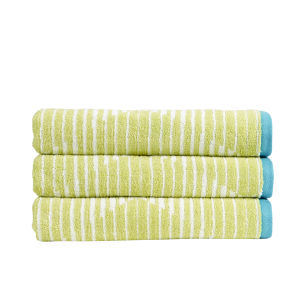 Kingsley Diamond Towel - Lemongrass