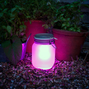 Twilight Jar - Pink