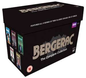Bergerac - The Complete Collection