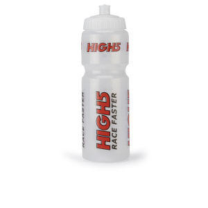 High5 750ml Cycling Clear Bottle (GWP)